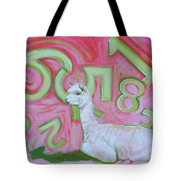 Sweet Monica Tote Bag