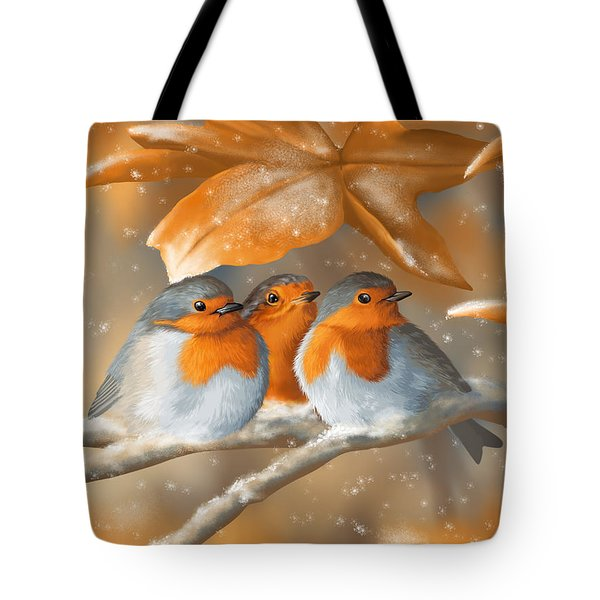 Sweet Nature Tote Bag by Veronica Minozzi