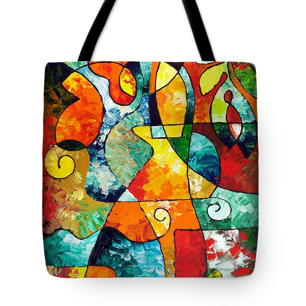 Sweet November Tote Bag