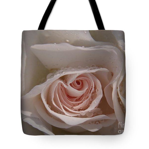 Sweet Opening Tote Bag by Agnieszka Ledwon