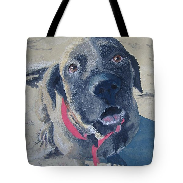 Sweet Pea Tote Bag by Norm Starks