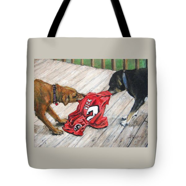 Sweet Revenge Tote Bag