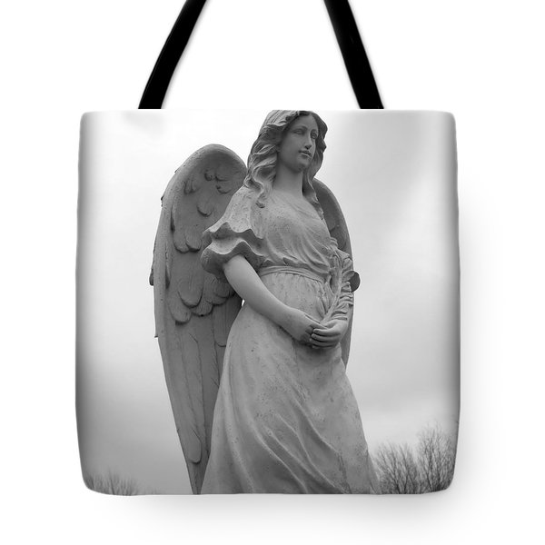 Sweet Seraphim Tote Bag by Rachel E Moniz