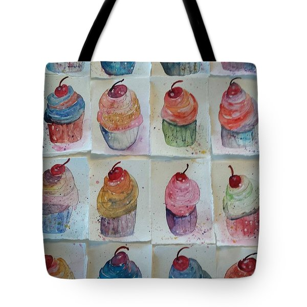 Sweet Sixteen Tote Bag