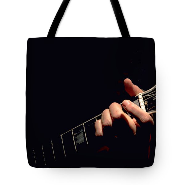 Sweet Sounds Tote Bag by John Stuart Webbstock