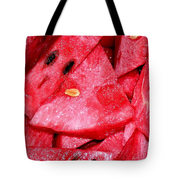 Sweet Summer Tote Bag by James Temple