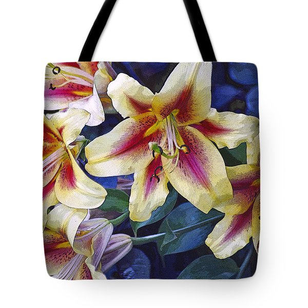 Tote Bag featuring the photograph Sweet Summer Time  by Juls Adams
