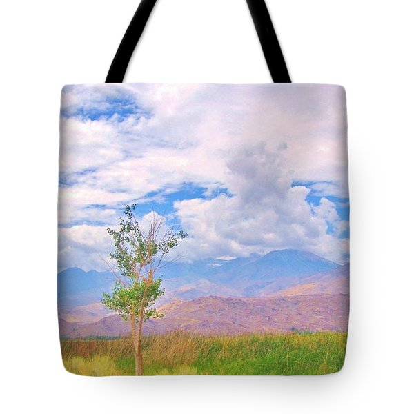 Tote Bag featuring the photograph Sweet Summertime by Marilyn Diaz