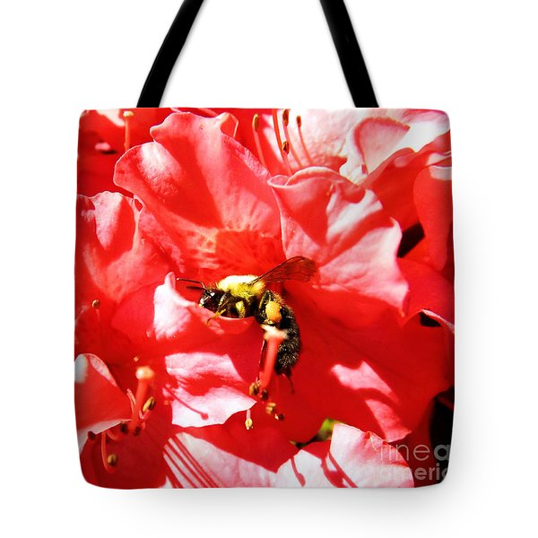 Tote Bag featuring the photograph Sweet Surrender by Robyn King