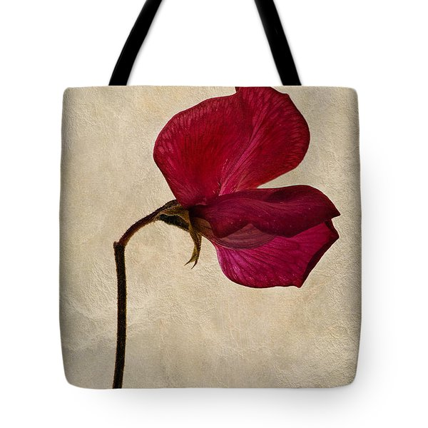 Sweet Textures Tote Bag by John Edwards