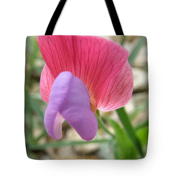 Sweet Tiny Wildflower Tote Bag by Lainie Wrightson