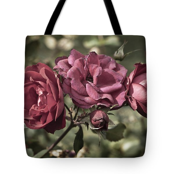 Sweetly Pink Tote Bag by Christi Kraft