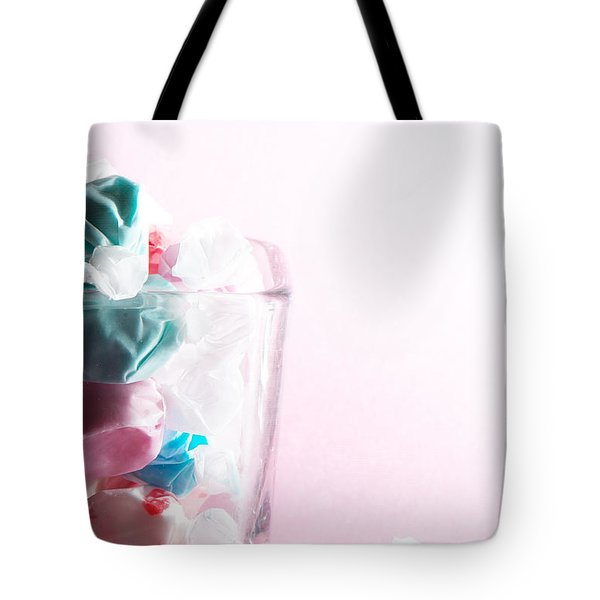 Tote Bag featuring the photograph Sweetness by Lisa Knechtel