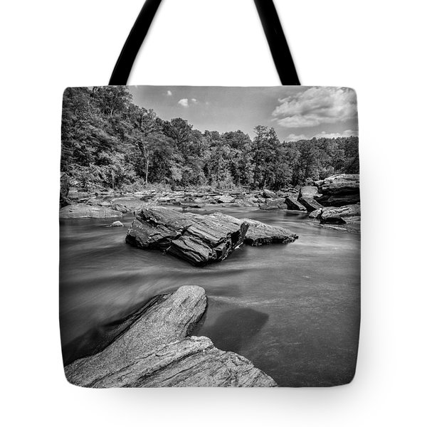 Tote Bag featuring the photograph Sweetwater Creek II by Bernd Laeschke