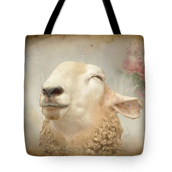 Sweety Pie Tote Bag by Jan Amiss Photography