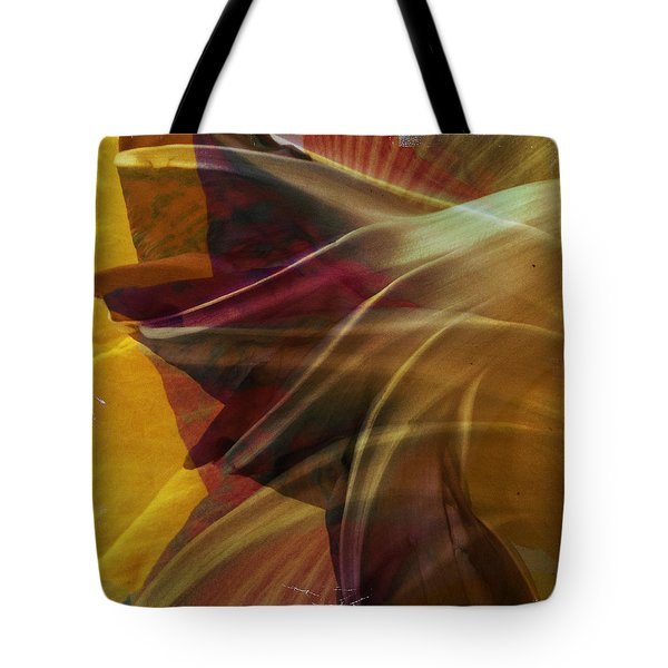 Swept Tote Bag by Dorian Hill