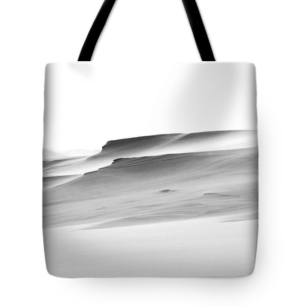 Swiftly Moving Dunes Tote Bag by Adria Trail