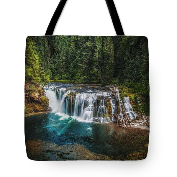 Swimming Hole Tote Bag