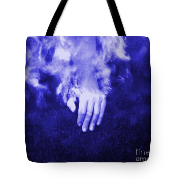 Swimming Laps Tote Bag