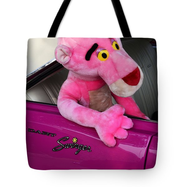 Swinger Tote Bag by Bob Christopher