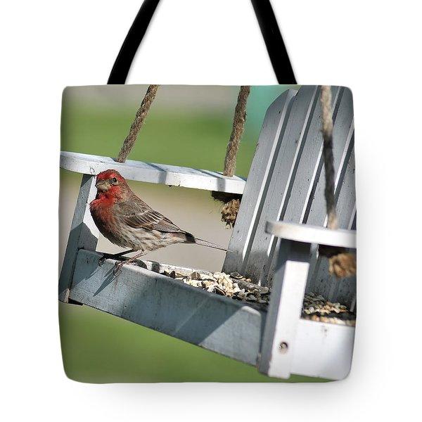 Swingin' Tote Bag