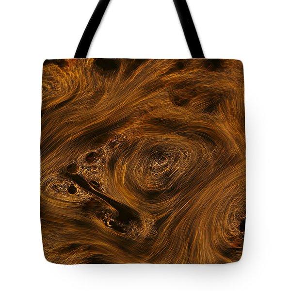 Swirling Tote Bag