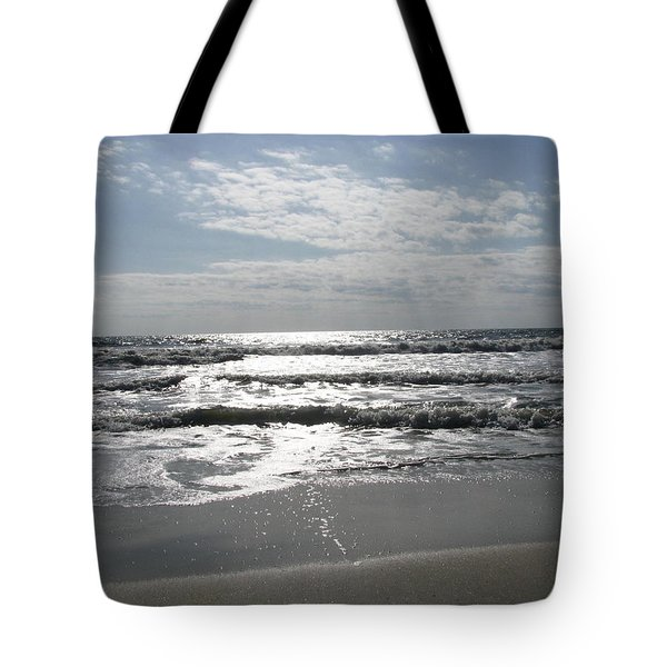 Swirling Sunshine Tote Bag
