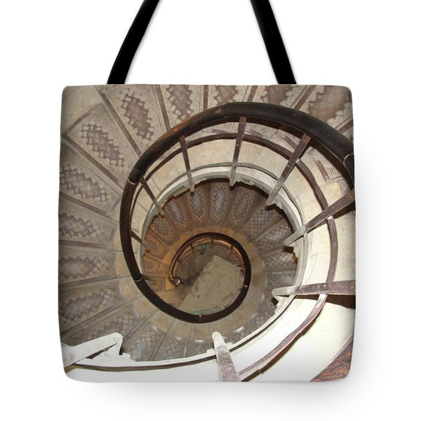 Tote Bag featuring the photograph Swirls by Tiffany Erdman