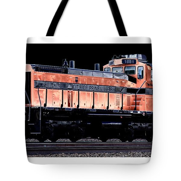 Switch Engine Tote Bag