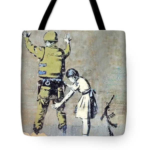 Switch Roles Tote Bag