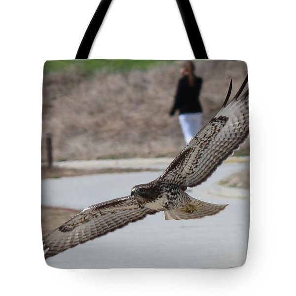 Swoop Tote Bag
