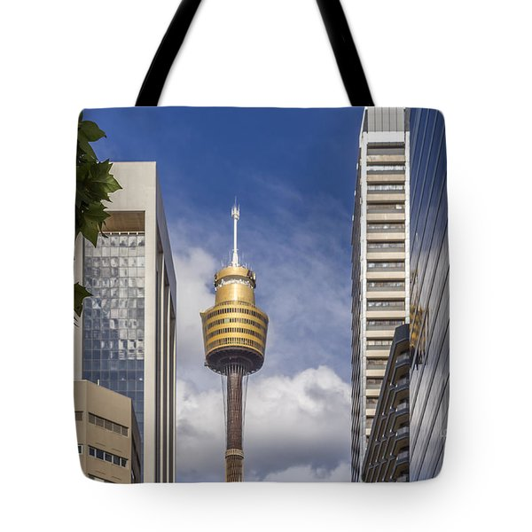 Sydney Tower Tote Bag