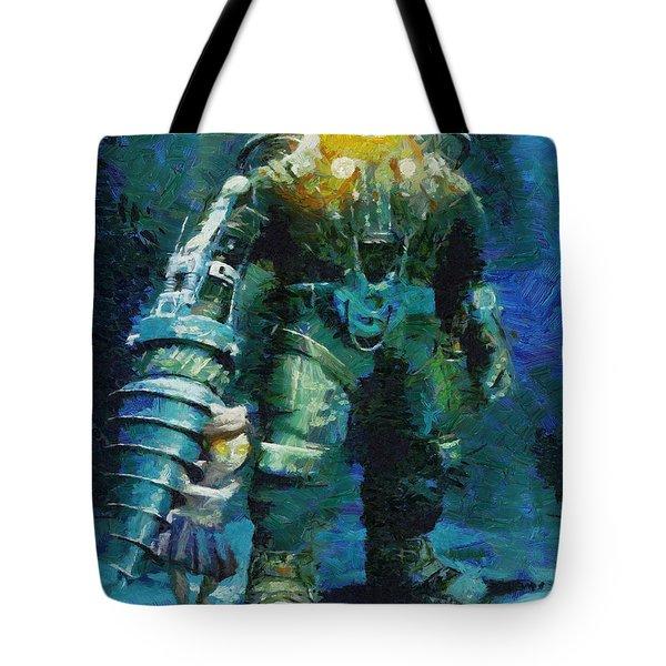 Symbiosis Tote Bag