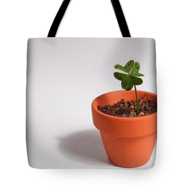 Symbol Of Good Luck Tote Bag