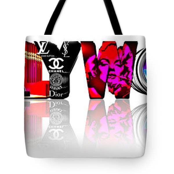 Symbollywood Tote Bag