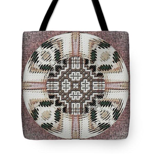 Symmetrica 314 Tote Bag by Nedunseralathan R
