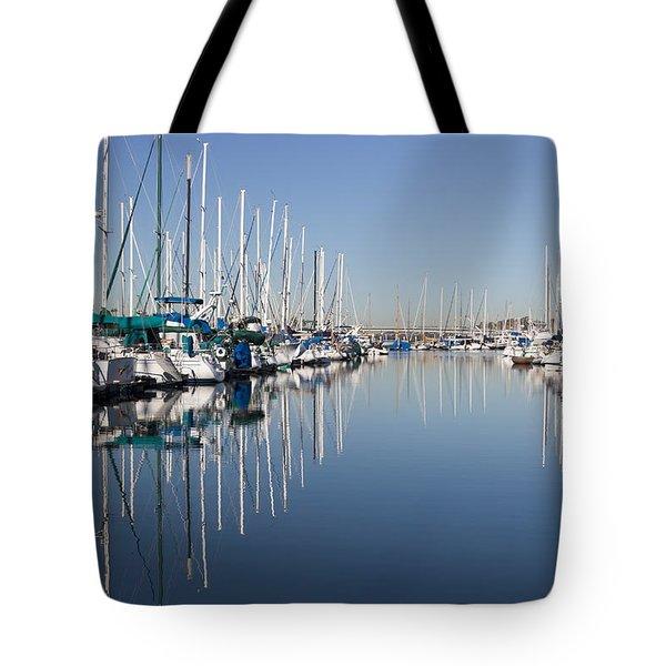 Symmetry Tote Bag by Heidi Smith