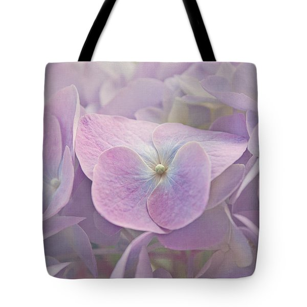 Symphony In Purple Tote Bag