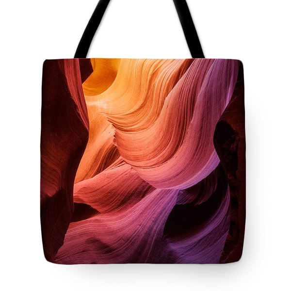 Symphony In Stone Tote Bag by Inge Johnsson