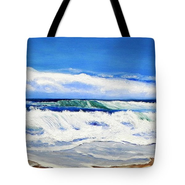 Synchronized Sensations Tote Bag