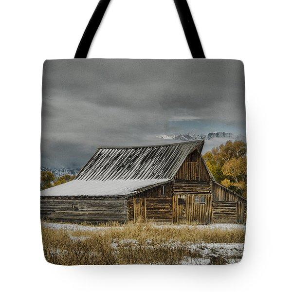 T. A. Moulton's Barn Tote Bag