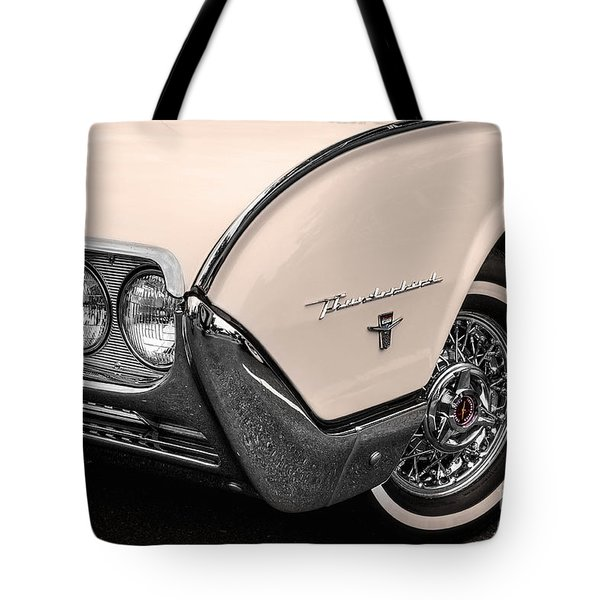 T-bird Fender Tote Bag