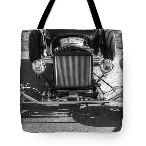 Tote Bag featuring the photograph T-bucket by Michael Colgate