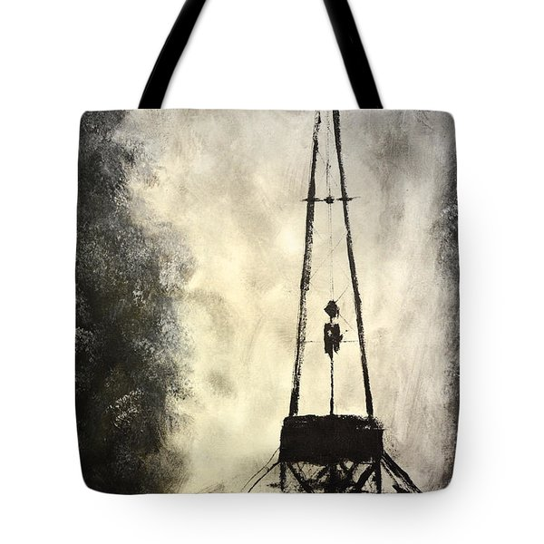 T. D. Tote Bag by Shawn Marlow