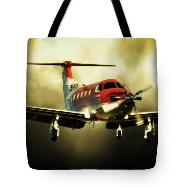 T Tale Tote Bag