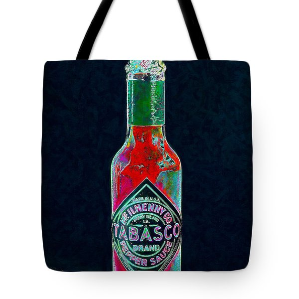 Tabasco Sauce 20130402 Tote Bag