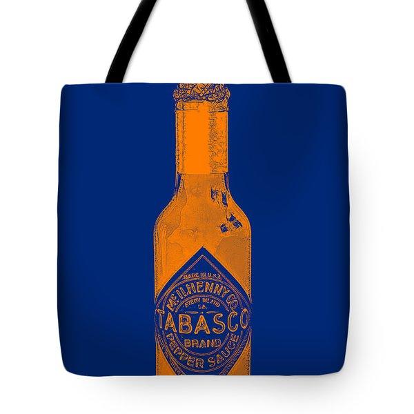Tabasco Sauce 20130402grd2 Tote Bag