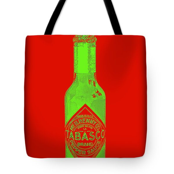 Tabasco Sauce 20130402grd3 Tote Bag