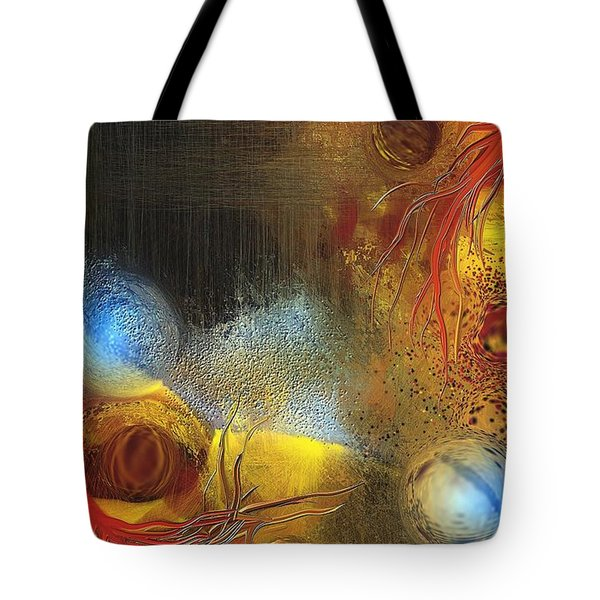 Tabernacle Tote Bag by Francoise Dugourd-Caput