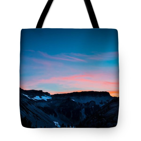 Table Mountain Tote Bag
